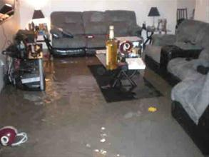 comes to water damage clean up and restoration and any delay can cause
