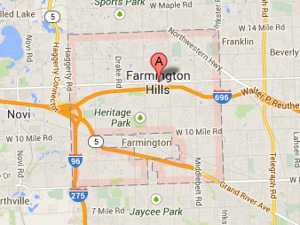Flood Damage Cleanup Farmington Hills Michigan Water Extraction