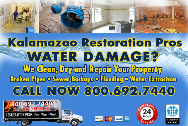 Kalamazoo water repair
