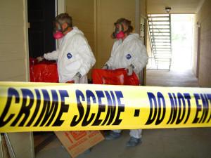 crime scene cleanup services Michigan