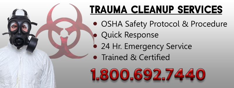 professional trauma cleanup services michigan restoration pros
